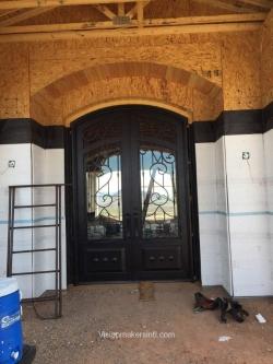 Visionmakers Steel Double Door 184