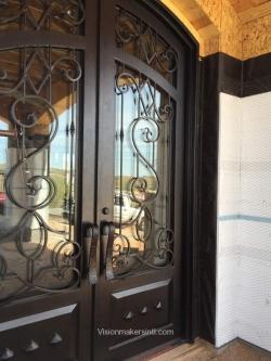 Visionmakers Steel Double Door 183