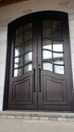 Visionmakers Steel Double Door 124