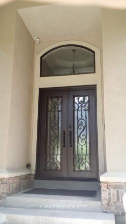 Visionmakers Steel Double Door 123