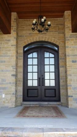 Visionmakers Steel Double Door 189