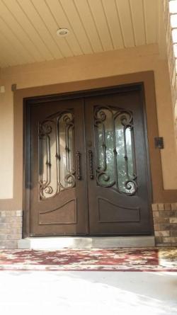 Visionmakers Steel Double Door 121