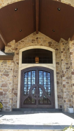 Visionmakers Steel Double Door 120
