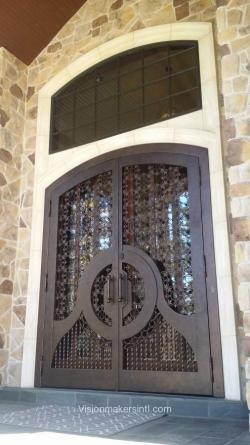 Visionmakers Steel Double Door 119