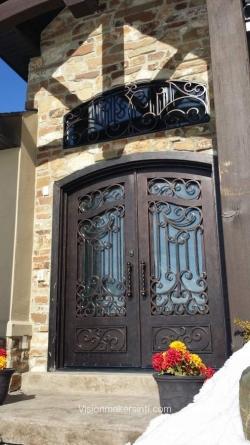 Visionmakers Steel Double Door 177