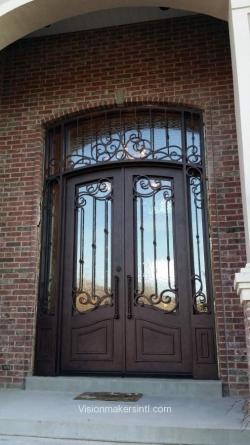 Visionmakers Steel Double Door 174
