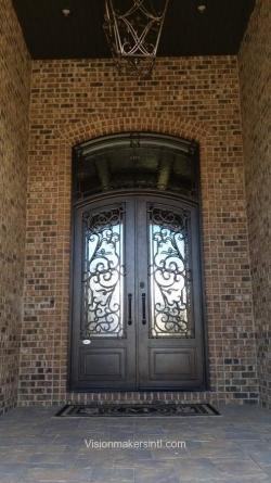Visionmakers Steel Double Door 172