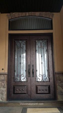 Visionmakers Steel Double Door 168