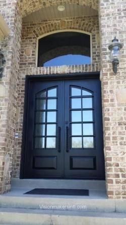 Visionmakers Steel Double Door 165
