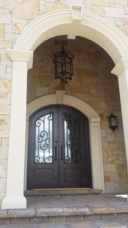 Visionmakers Steel Double Door 162