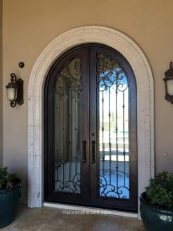 Visionmakers Steel Double Door 157