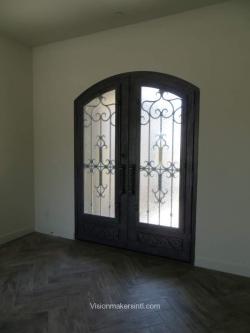 Visionmakers Steel Double Door 153
