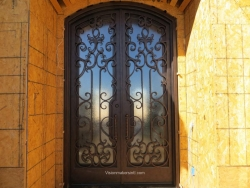Visionmakers Steel Double Door 146