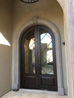 Visionmakers Steel Double Door 144