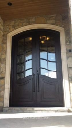 Visionmakers Steel Double Door 118