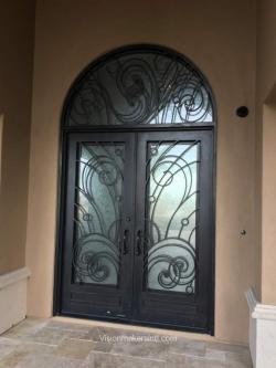 Visionmakers Steel Double Door 140