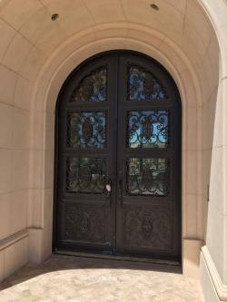 Visionmakers Steel Double Door 138