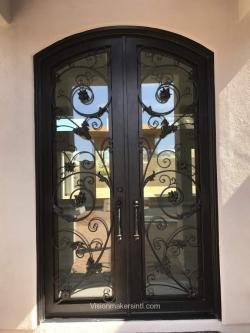 Visionmakers Steel Double Door 136