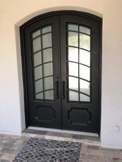 Visionmakers Steel Double Door 114