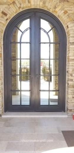 Visionmakers Steel Double Door 110
