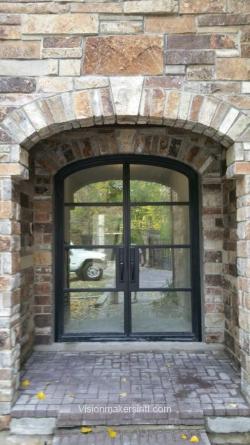 Visionmakers Steel Double Door 127