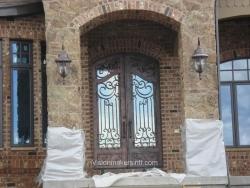 Visionmakers Steel Double Door 105
