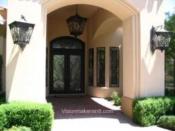 Visionmakers Steel Double Door 104