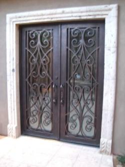 Visionmakers Steel Double Door 103