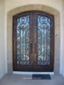Visionmakers Steel Double Door 99