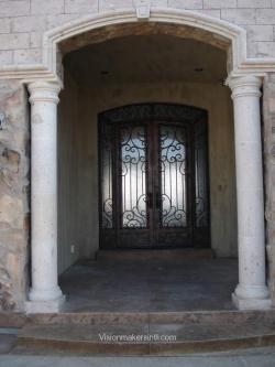 Visionmakers Steel Double Door 76