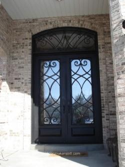 Visionmakers Steel Double Door 75