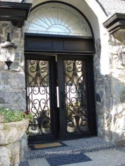 Visionmakers Steel Double Door 72