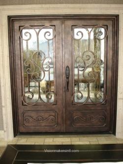 Visionmakers Steel Double Door 71