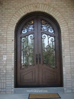 Visionmakers Steel Double Door 65
