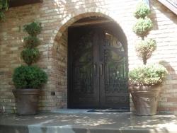 Visionmakers Steel Double Door 58