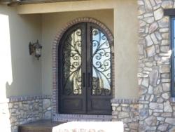 Visionmakers Steel Double Door 51