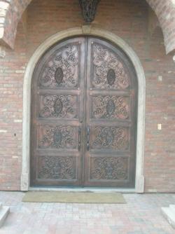 Visionmakers Steel Double Door 47