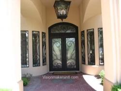 Visionmakers Steel Double Door 91