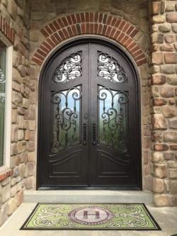Visionmakers Steel Double Door 41