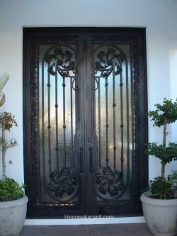 Visionmakers Steel Double Door 40