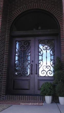 Visionmakers Steel Double Door 38