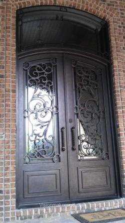 Visionmakers Steel Double Door 37