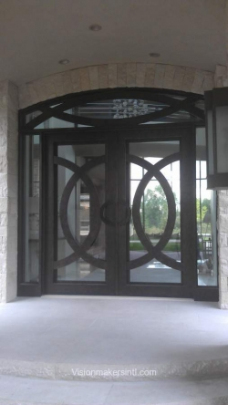 Visionmakers Steel Double Door 36