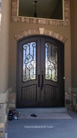Visionmakers Steel Double Door 33
