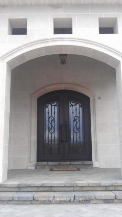 Visionmakers Steel Double Door 32