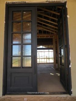Visionmakers Steel Double Door 26