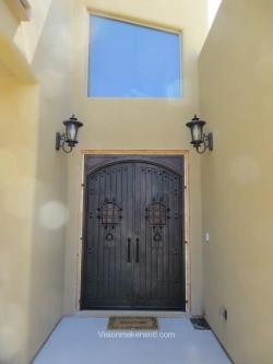 Visionmakers Steel Double Door 24