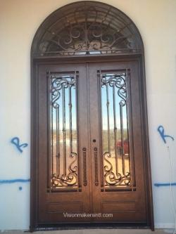 Visionmakers Steel Double Door 13