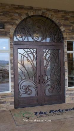 Visionmakers Steel Double Door 3