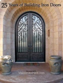 Visionmakers Steel Double Door 87